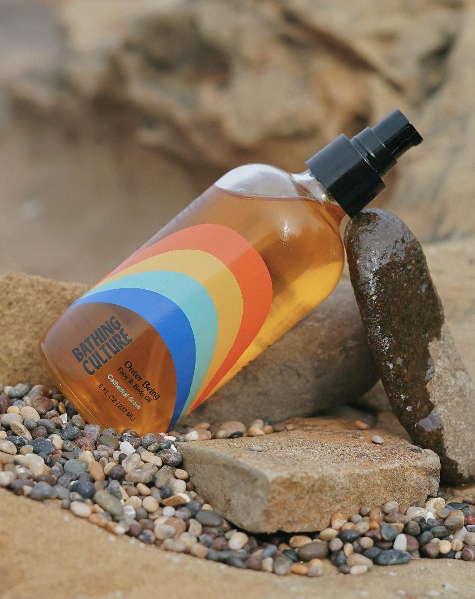 BATHING CULTURE's Outer Being Face and Body Oil