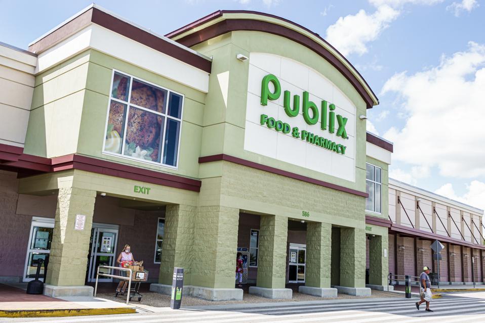 Florida, Lake Placid, Publix Super Market