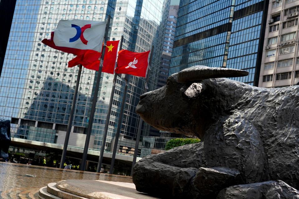 Dalily Life In Hong Kong