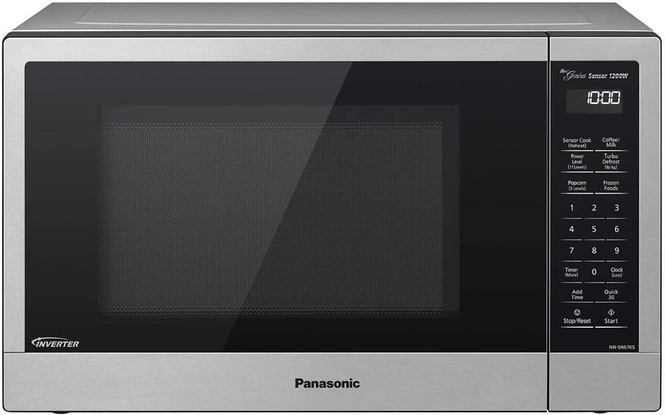 Panasonic Compact Microwave Oven NN-SN67KS