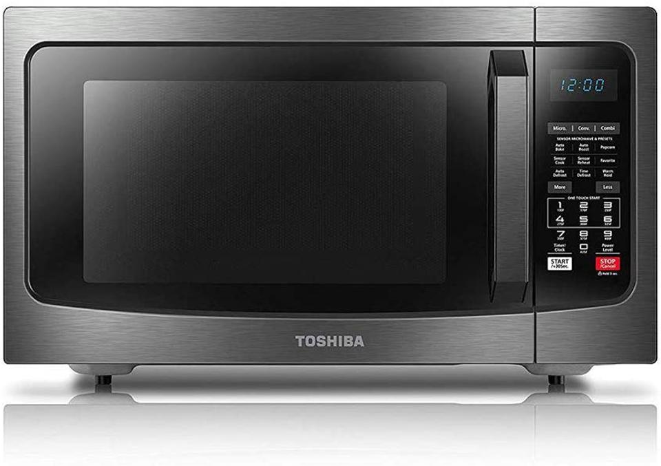 Toshiba EC042A5C-BS Countertop Microwave with Convection