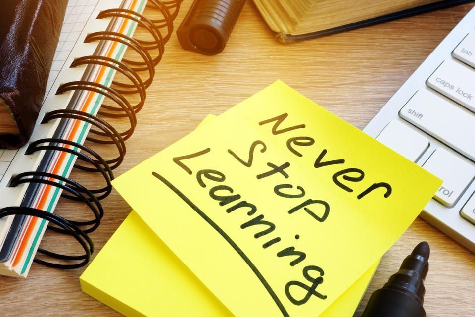 Lifelong learning at SAP