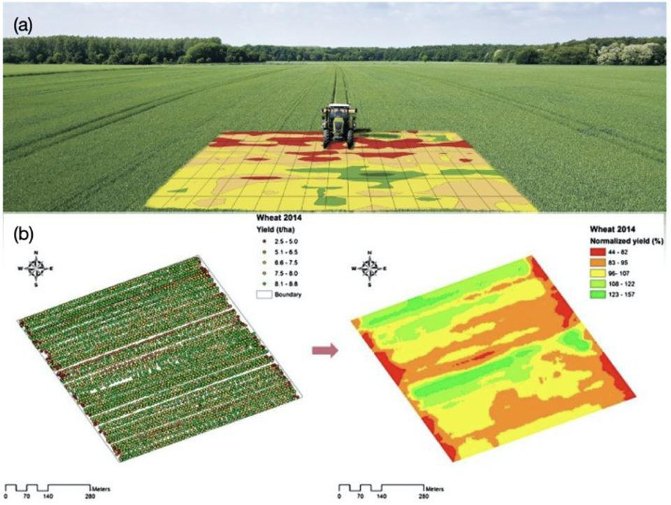 10 Ways AI Has The Potential To Improve Agriculture in 2021