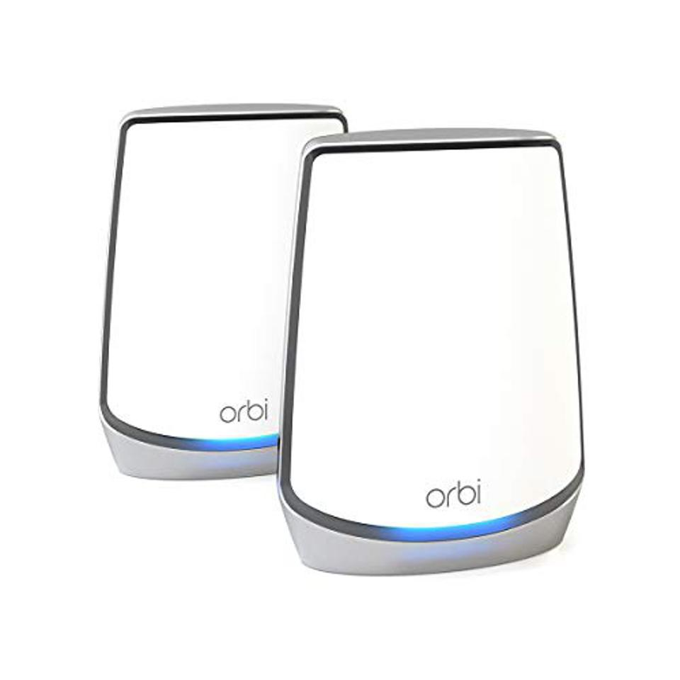 Netgear Orbi Tri-Band Wi-Fi 6 Mesh Router