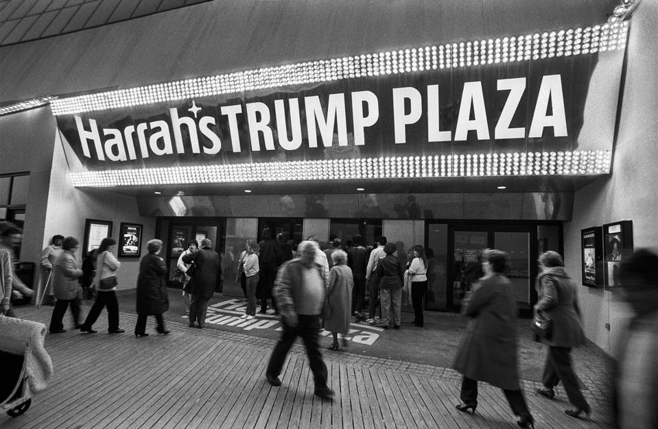 Harrah's Trump Plaza Casino