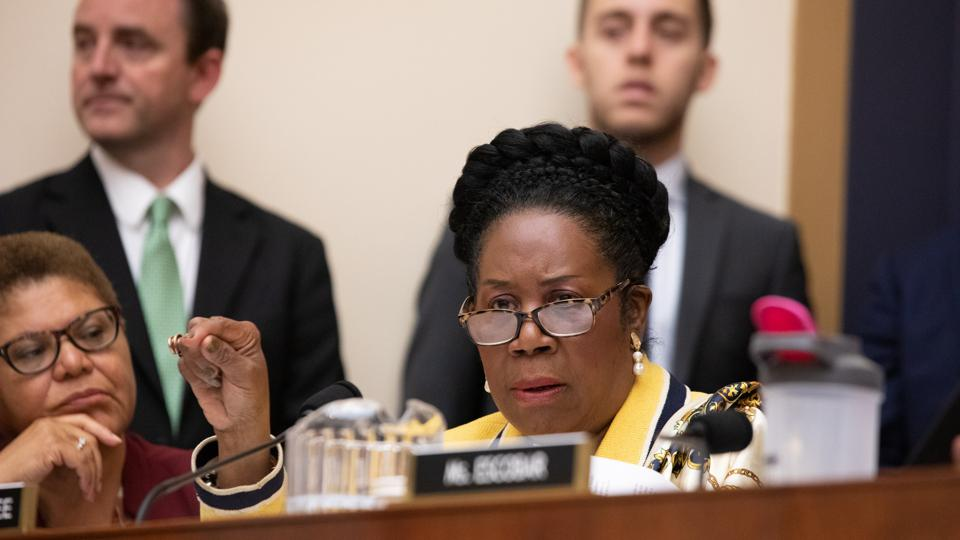 Congressional Hearing On Reparations
