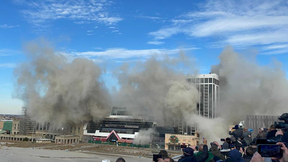 Trump Demolition