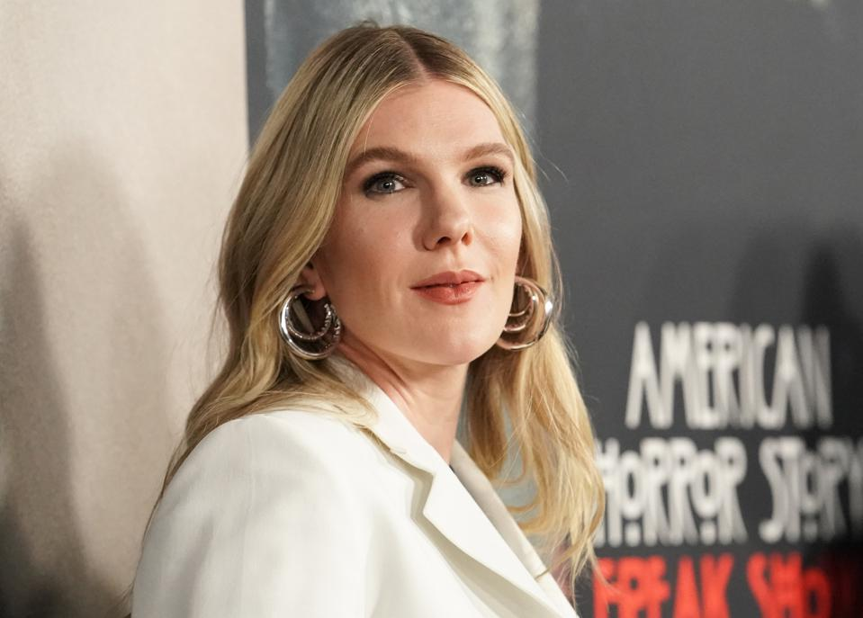 Lily Rabe, interview, Tell Me Your Secrets, The Undoing, American Horror Story, Amazon