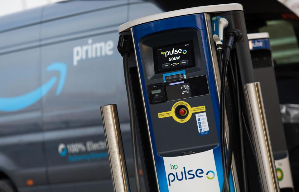 BP Plc EV Chargers As Oil Major Swaps High Returns for a Cleaner Future