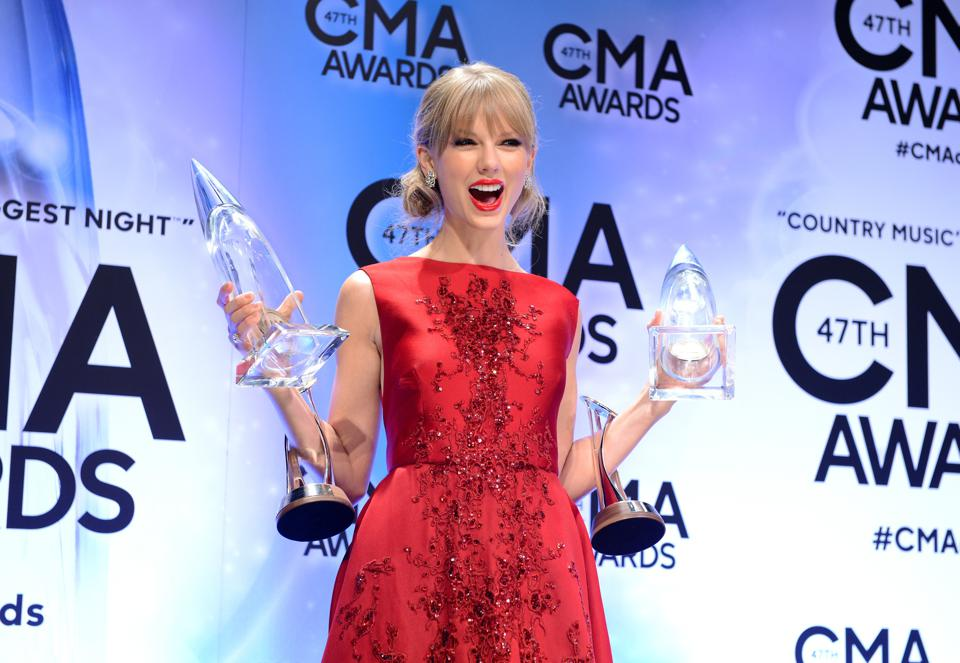 47th Annual CMA Awards - Press Room