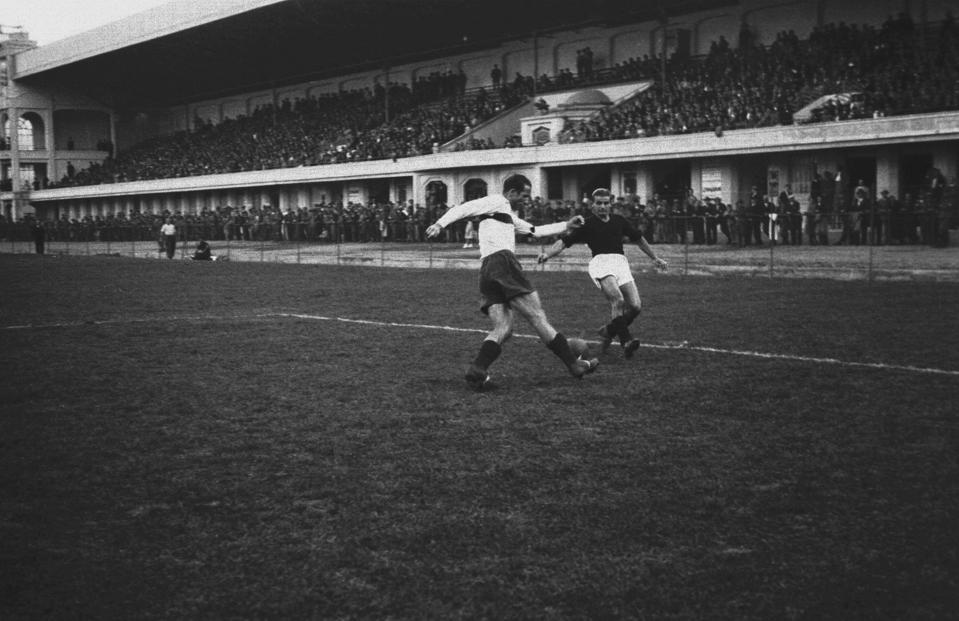 Football match Sampdoria-Turin, Genoa