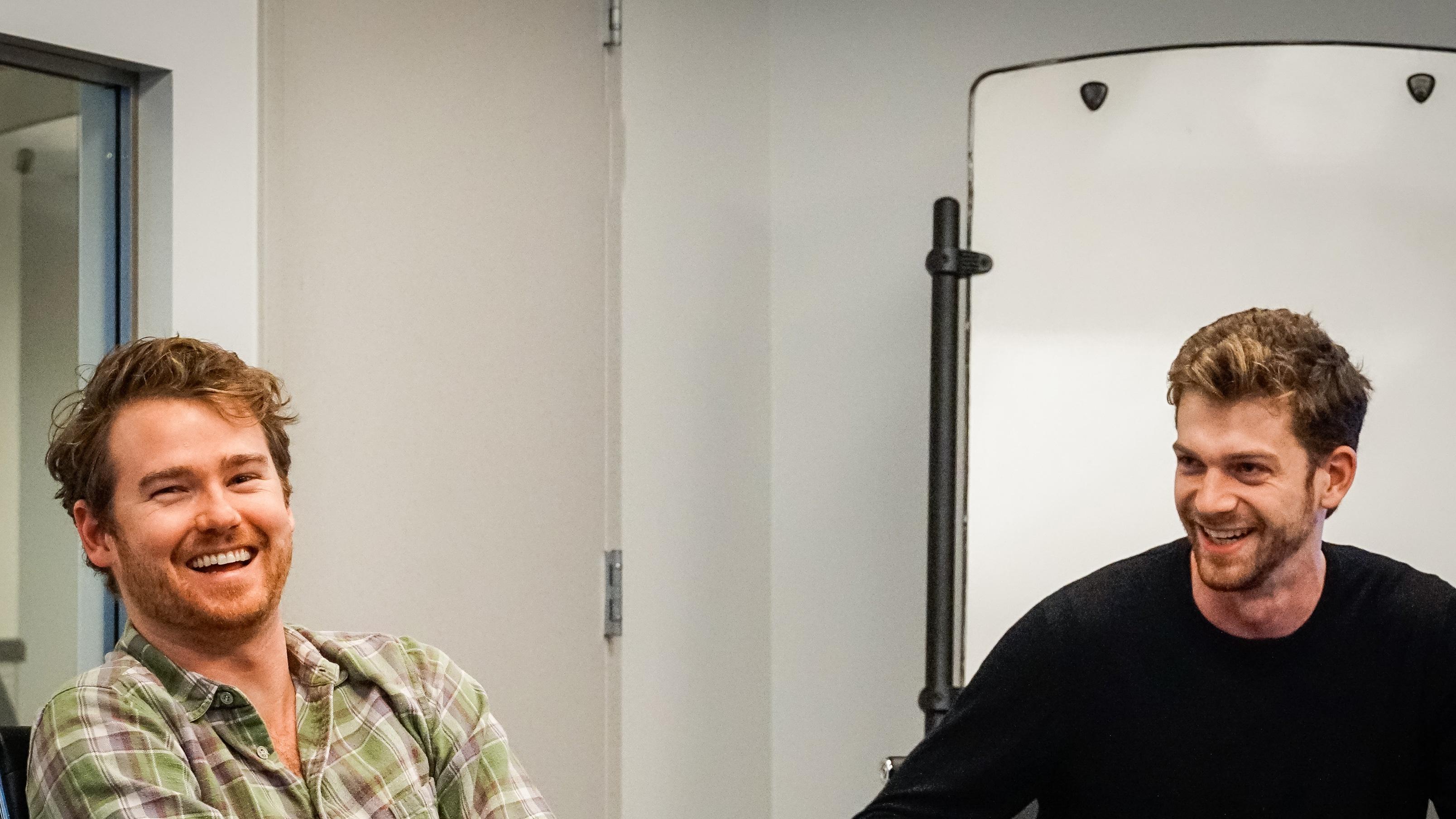 Eden Health cofounders CEO Matt McCambridge (L) and chief product officer Scott Sansovich (R).