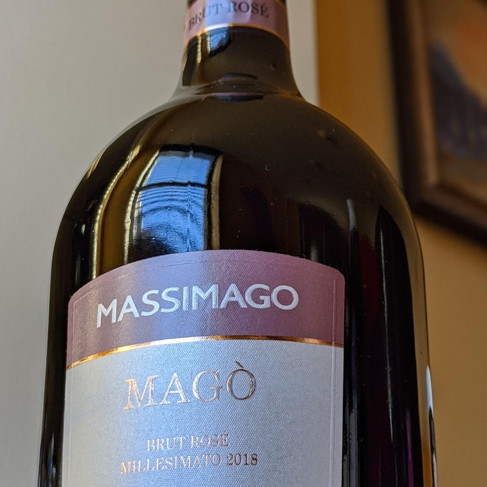 2018 Massimago 'Magò' Brut Rosé Millesimato