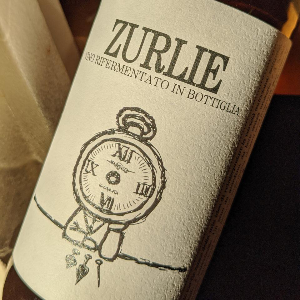 Massimago 'Zurlie' Refermentation in Bottle