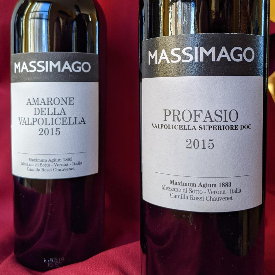 Massimago Amarone della Valpolicella/ Massimago, 'Profasio', Valpolicella Superiore