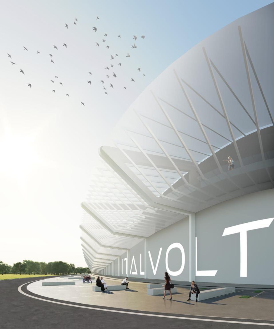 L'avviatore italiano Italvolt porterà lo stabilimento Olivetti nella sua gigafactory.