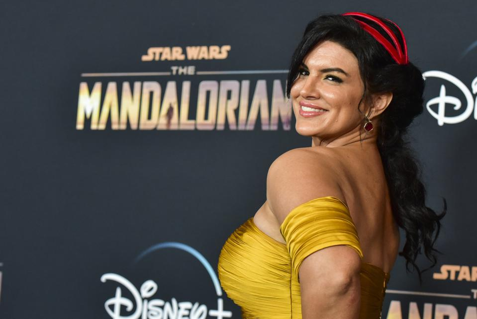 Premiere Of Disney+'s ″The Mandalorian″ - Arrivals
