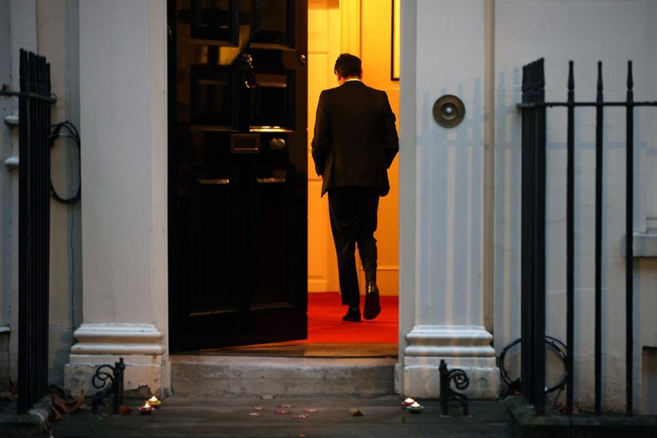 Diwali On Downing Street