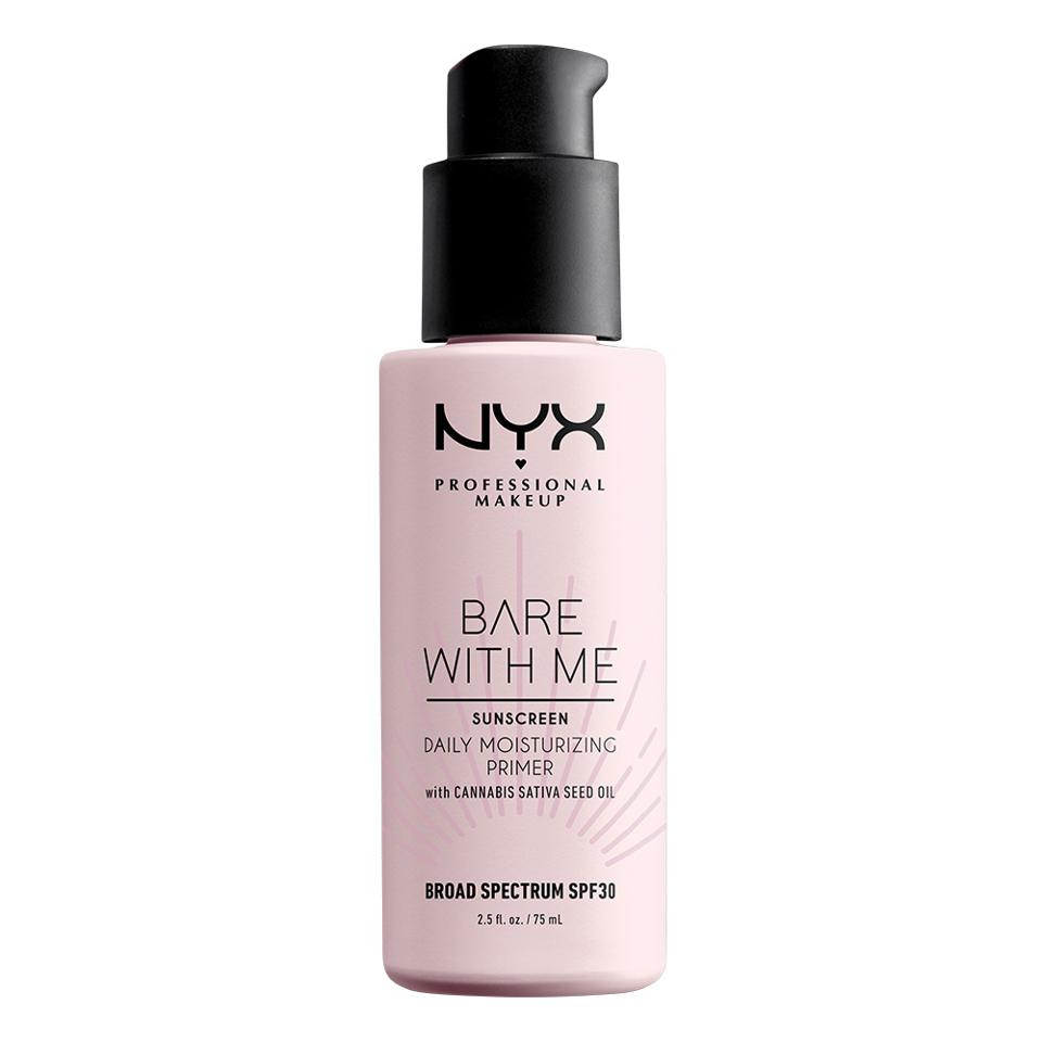 NYX Bare With Me Cannabis SPF 30 Primer
