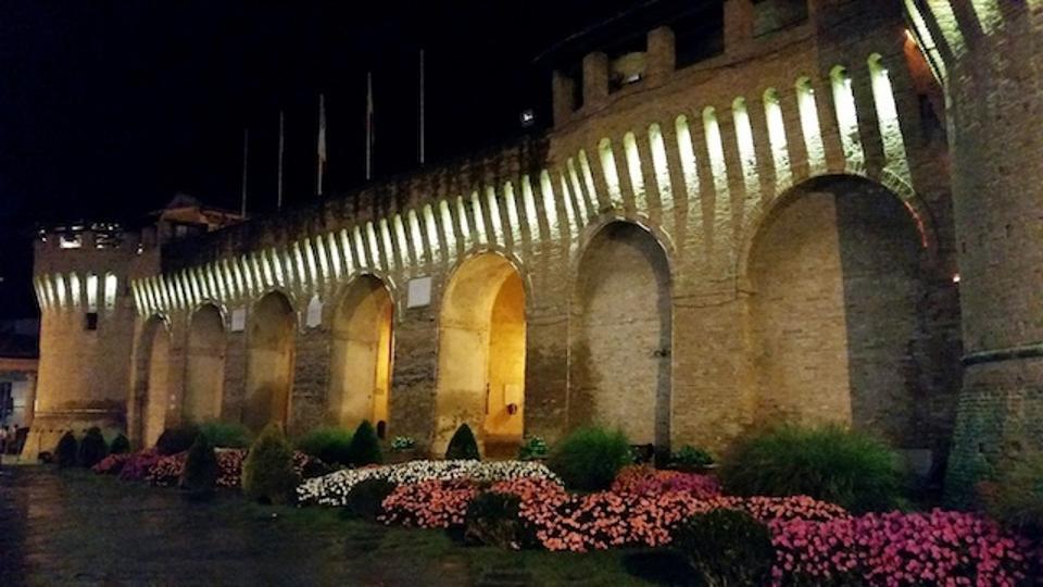 La Rocca di Forlimpopoli castle