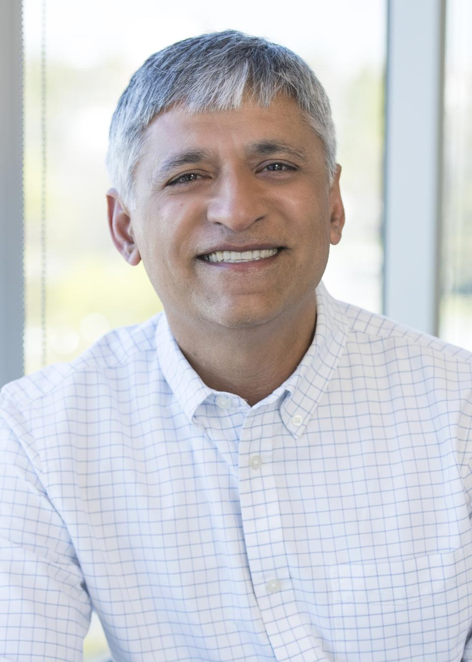Image of Baiju Patel, Intel Fellow Client Computing Group