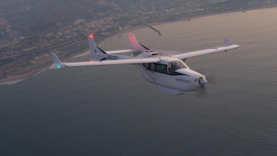 Ampaire Cessna