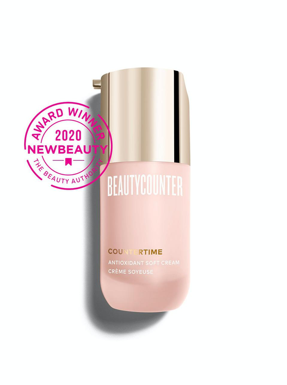 Beautycounter Countertime Lipid Defense Cleansing Oil and Antioxidant Soft Cream