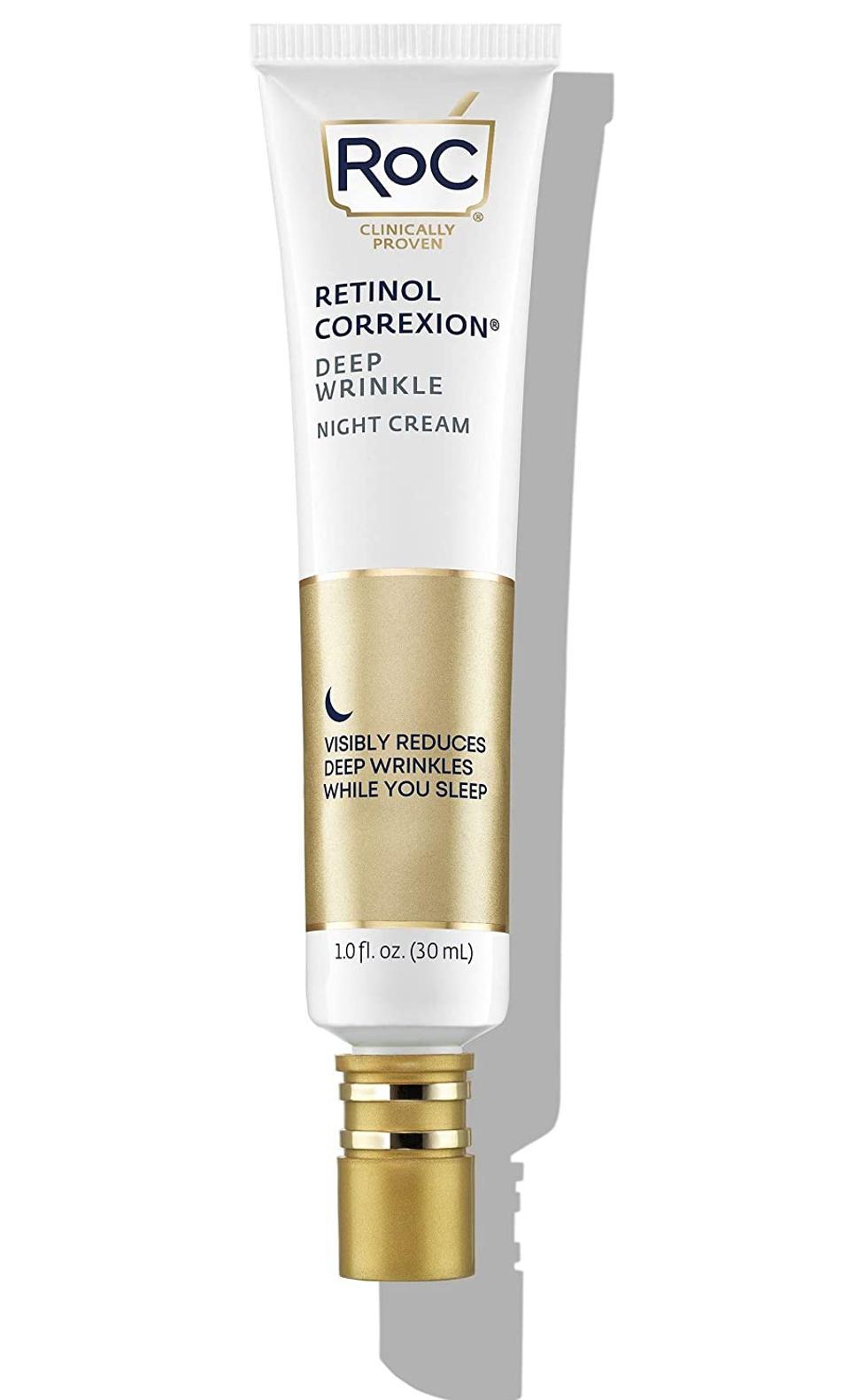 Roc Deep Wrinkle Anti-Aging Night Cream