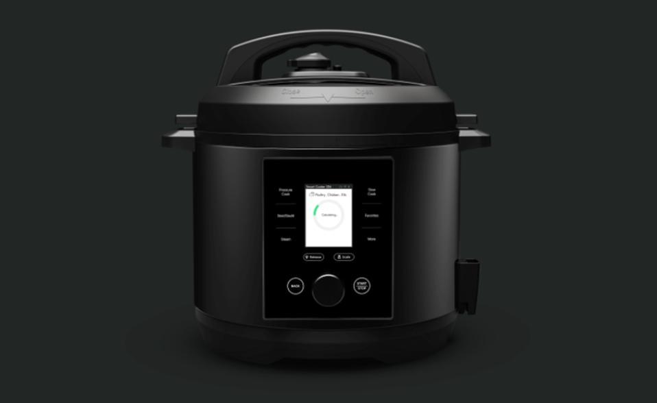 The Chef IQ Smart Cooker
