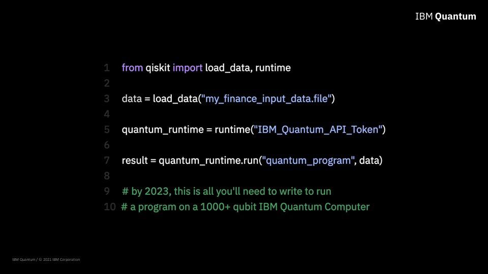 Programming flow for frictionless quantum development.