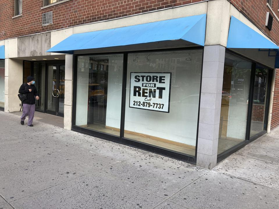 10,000 stores are set to close in 2021 as Covid-19 wreaks havoc