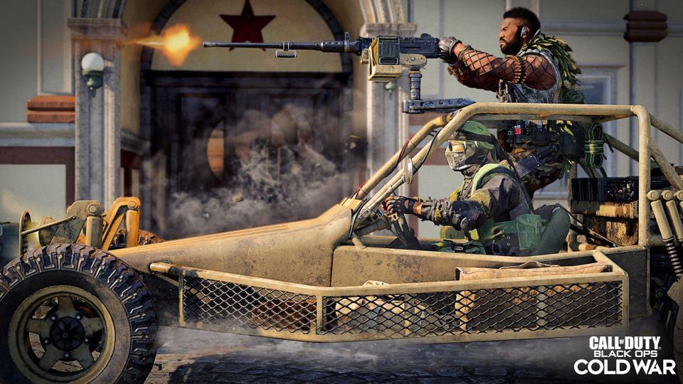 Season 2 Black Ops Cold War