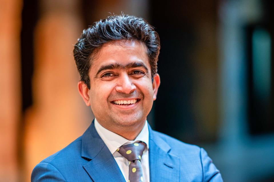 Manoj Sinha, CEO and Co-Founder