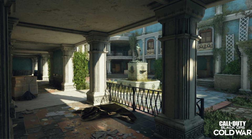 Mansion Cold War
