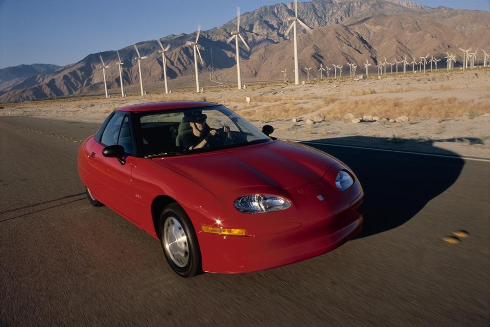 General Motors' Electric Car