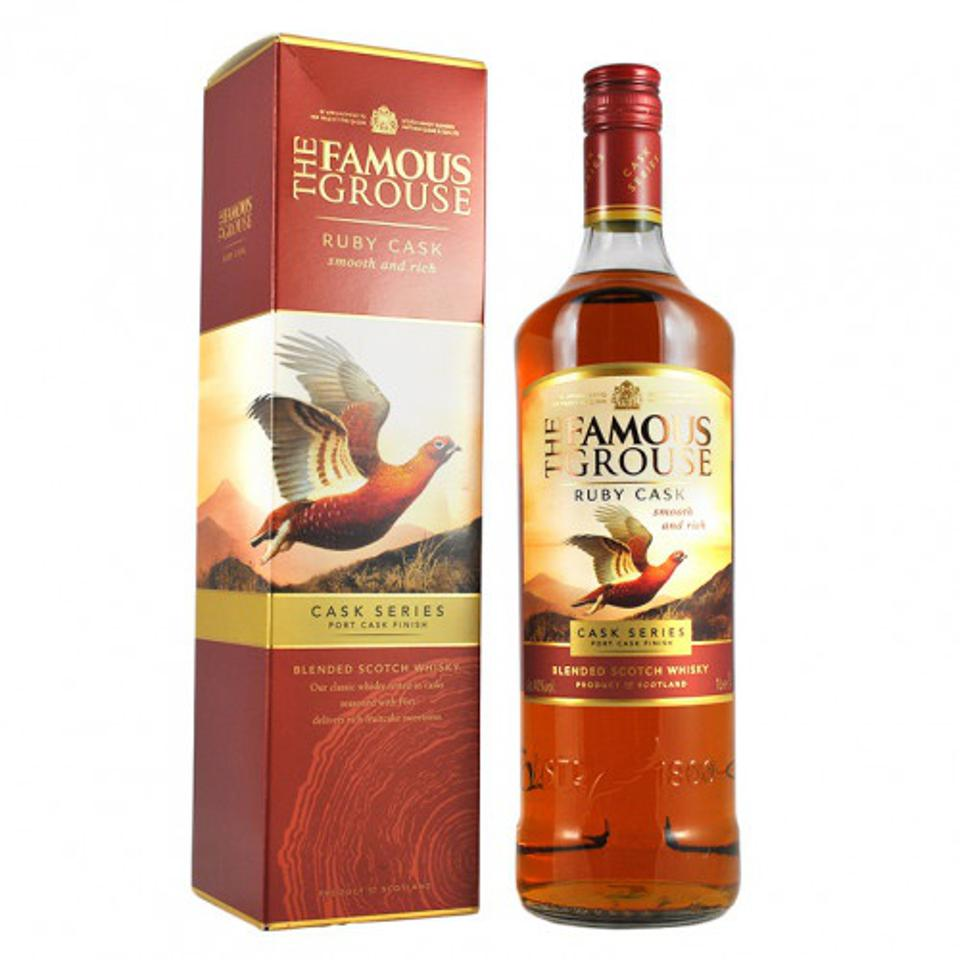 The Famous Grouse, Ruby Cask, Blended Scotch Whisky