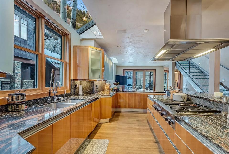 aspen kitchen contemporary design