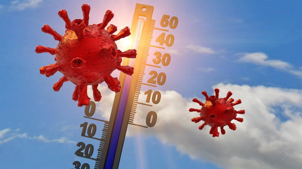 Researchers have questioned if weather plays a part in the spread or demise of COVID-19.