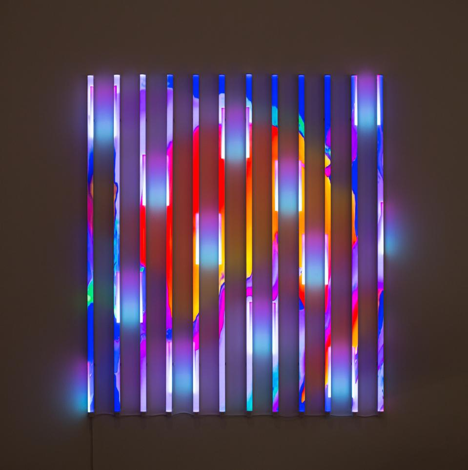 James Clar, A New Dawn, 2019, represented by Silverlens Gallery