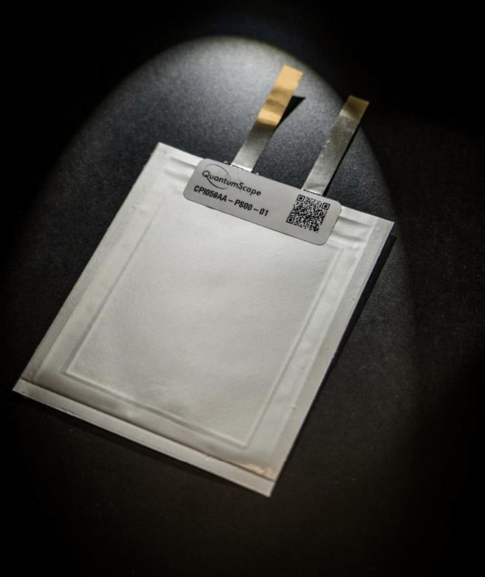 Single-layer pouch.