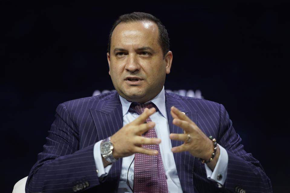 Armand Arton, founder and president of Arton Capital.
