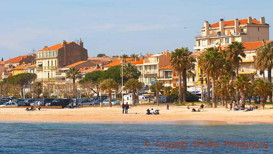 Bandol is a charming seaside town and also a famous red wine appellation in Provence