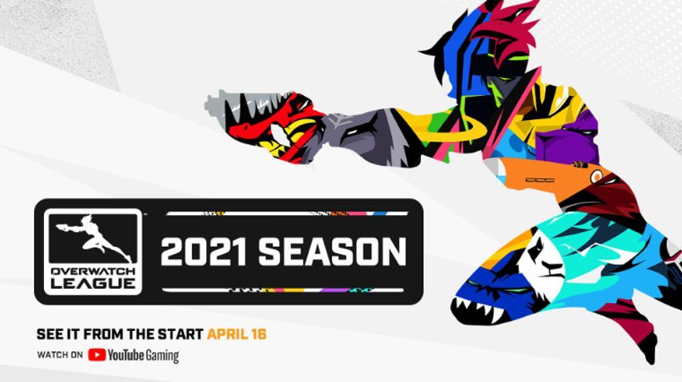 2021 Overwatch League season logo