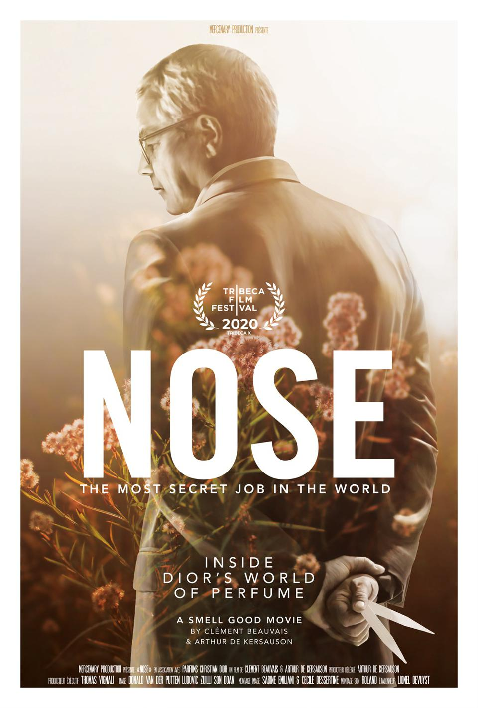 The 'Nose' film poster