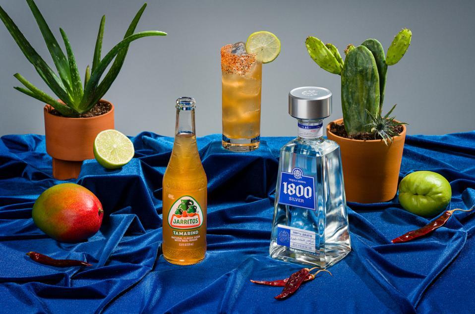 1800 Tequila x Jarritos Tamarindo Tango Margarita