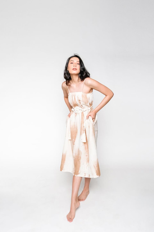 The Poupette dress by MAISON METISSE