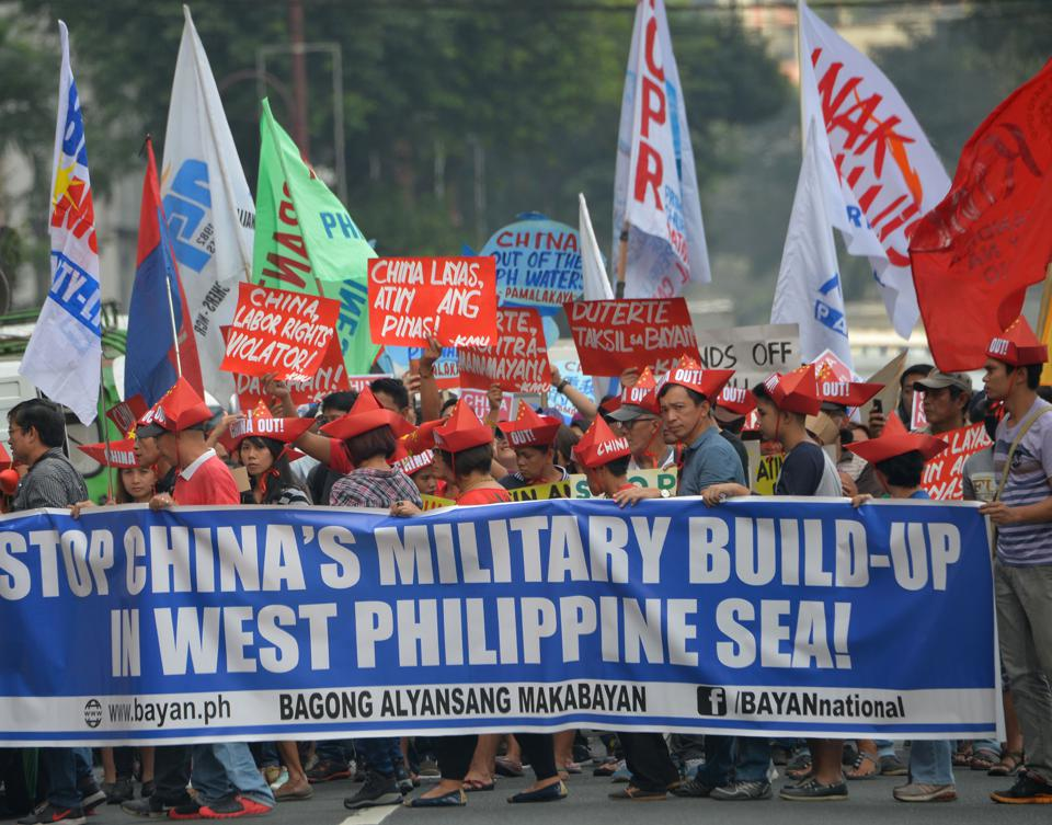 PHILIPPINES-CHINA-MARITIME-DIPLOMACY