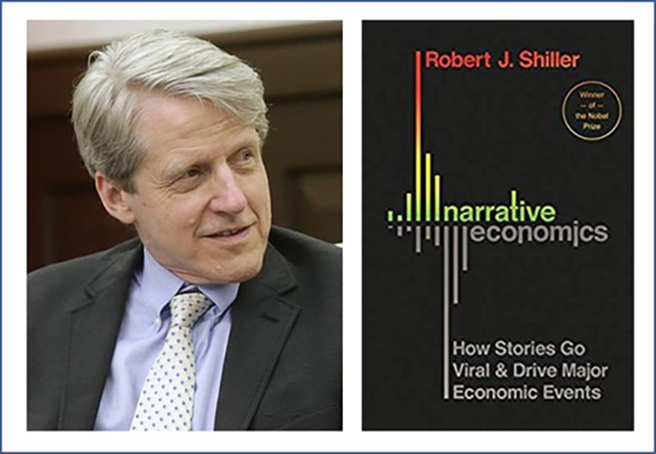Robert Shiller; Narrative Economics