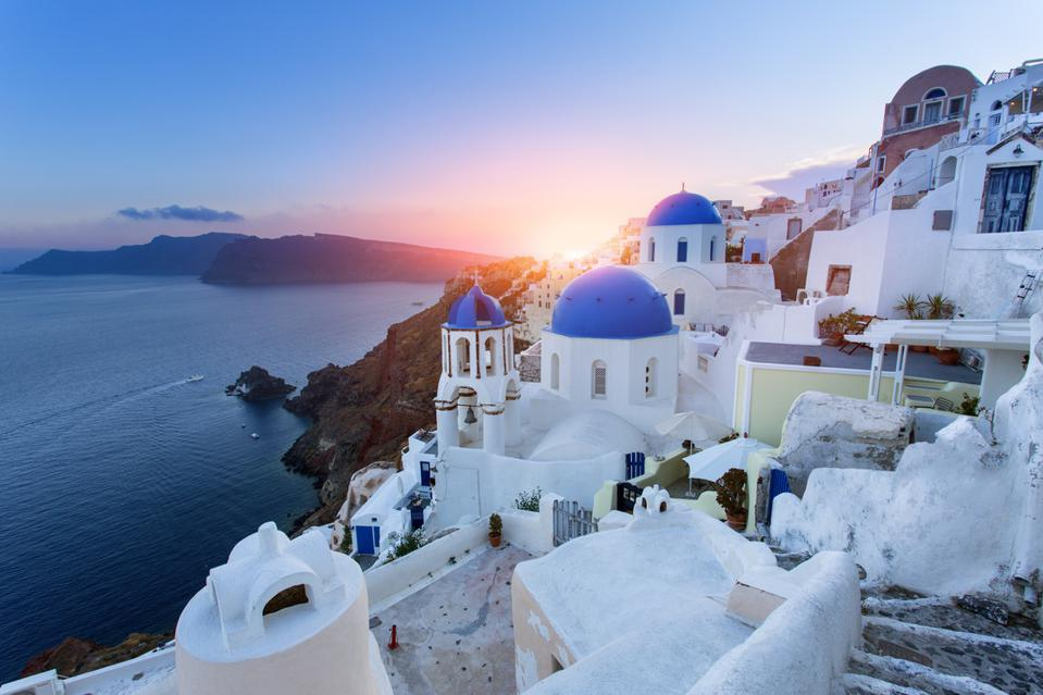 Greece is pushing hard to use vaccination passports and has set up deals to allow free movement between its neighbors.
