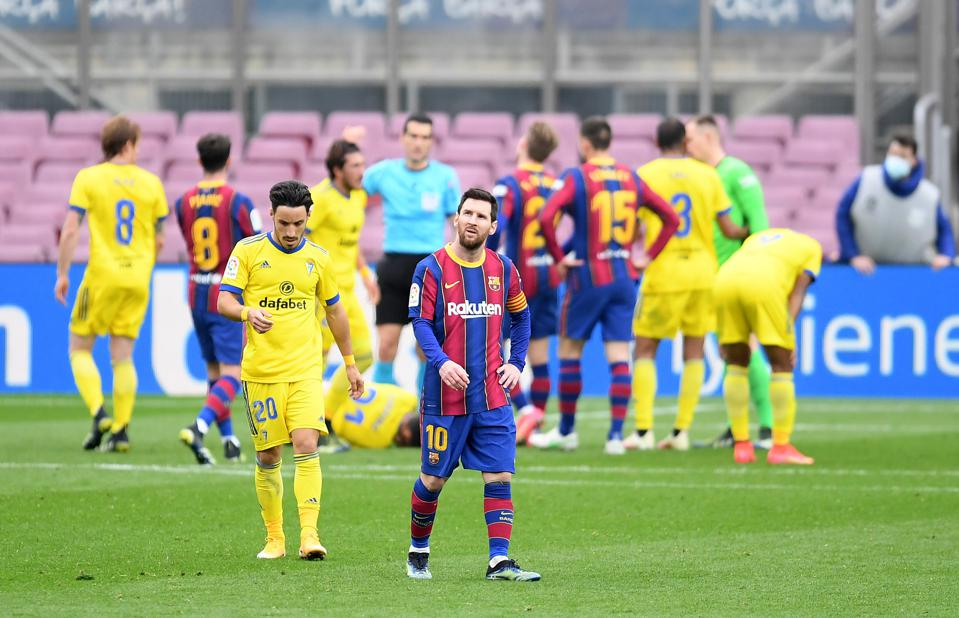 Opportunity Missed Fc Barcelona Versus Cadiz Result And What We Learned